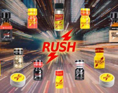 Почему попперс Rush Original вызывает дикое желание заняться сексом?